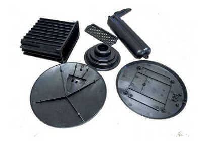 electronic plastic parts